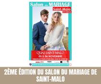2 ème Edition du Salon du Mariage de Saint-Malo
