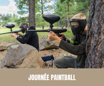 Journée paintball - EVJF - EVJG