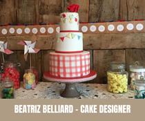 Beatriz Belliard - Cake Designer - Wedding Cake