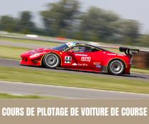 Cours de pilotage de voiture de course - EVJF - EVJG