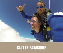 Saut en parachute - EVJF -EVJG