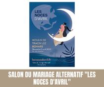 """Salon du Mariage Alternatif """"Les Noces d'Avril"""" - 5 avril 2020"""