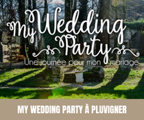 My Wedding Party à Pluvigner le 25 Avril 2016