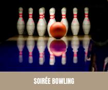 Soirée bowling - EVJF - EVJG