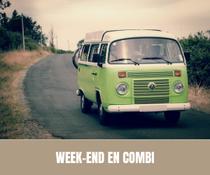 Week-end en combi - EVJF - EVJG