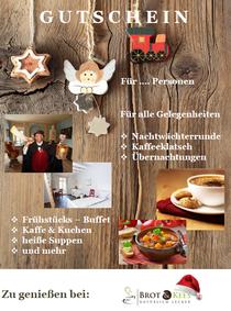 Gutschein, Weihnachten, markkleeberg, leipzig, kaffee, café