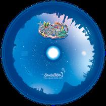 * おうた DE クリスマスな CD ♪ 盤面お見本