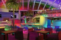 Beach Club // © AIDA Cruises