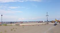 Adria Strand Italien Sonne blauer Himmel Urlaub