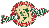 "Louie's Pizza - ""Home of the Grinder"""