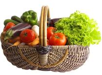 Panier de légumes bio Garro