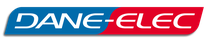 Dane Elec logo - European Consumers Choice