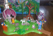 Andrea (Valladolid) Playmobil Fairies