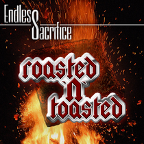 Das Logo von unserem Remix: Game Over - roasted'n'toasted