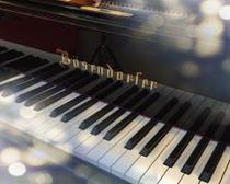世界三大ピアノの一つベーゼンドルファーを使って