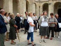 Visite de Bordeaux de l'Amicale des anciens et anciennes VF