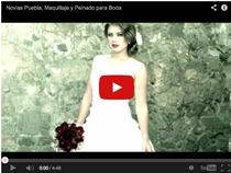 Video Maquillaje y Peinado de Novia