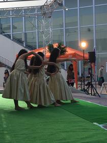 子供フラダンス Manala'a
