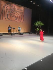Maunalei hulaコンペション