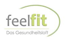 Logo feelfit Gesundheitsloft Mainz