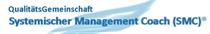 Logo der Qualitätsgemeinschaft Systemischer Management Coach (QGSMC)