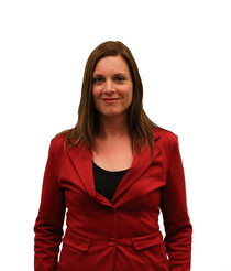 Voorzitter Suzanne van Kempen