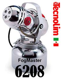 Fogmaster 6208 Tri-Jet tri jet fogger nebulizador fumigador insecticida eléctrico fog