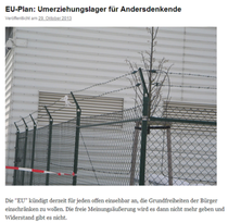 EU-Plan, Lager für AndersDenkende - klick auf das Bild...