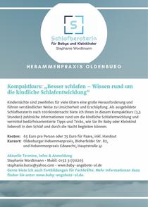 Hebammenpraxis Edewecht am 14.03.2020