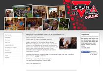 Neue Website des CVJM