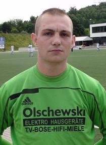 Hielt seinen Kasten sauber: BRK-Schlussmann Gerrit Kalinasch.