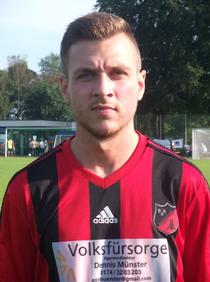 Verletzte sich im Pokalspiel: Dominik Steuper.