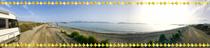 Blick auf die Insel Idra