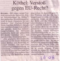 Lübecker Nachrichten 04.08.10