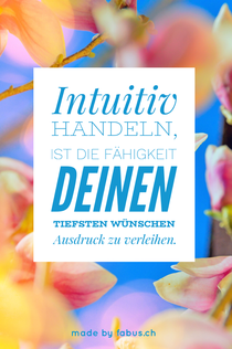 5bee1bdb9f182d Intuitiv Handeln... - Fabienne Bucher Steiner Business und ...