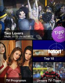 Der Startbildschirm auf dem iPhone/iPod touch. © Screenshot Couchfunk