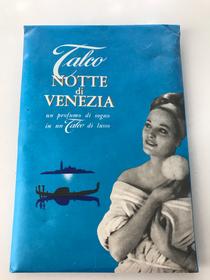 Talco Notte di Venezia anni '50/'60