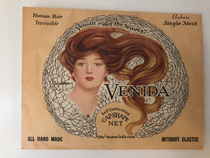 Retina per capelli Venida- primi del '900