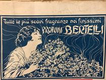 Pubblicità profumi Bertelli -1917