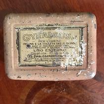 Gyraldose compresse per l'igiene intima della donna- circa 1918