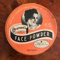Cipria Laymon anni '40/'50