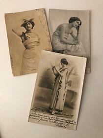 Carolina Otero, Lina Cavalieri e Cleo de Merode, icone di bellezza della Belle Epoque