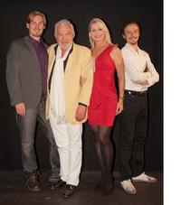 Das Esemble - Michael Halbey, Claus Wilcke, Marina Welsch & Harald Hauber