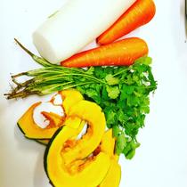 お野菜たくさん