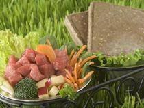 Dieta crudista: menu di esempio