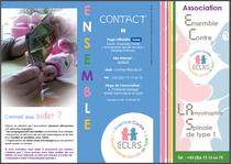 la plaquette de présentation d'ECLAS
