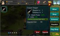 enhance dagger
