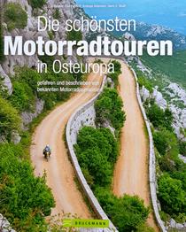 Bruckmann Verlag Buch Die schönsten Motorradtouren in Osteuropa mit Beiträgen von bikerdream.de
