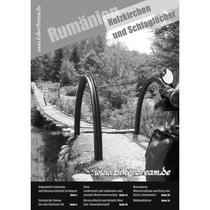 Motorrad Reisebericht über Rumänien für Motorradfahrer als E-Book erhältlich.