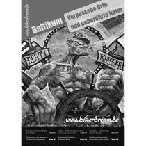 Motorrad Reisebericht über das Baltikum für Motorradfahrer als E-Book erhältlich.